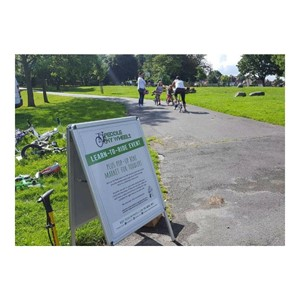 Streatham Common: Toddler/Learn-to-ride Market
