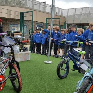 Forest School Bike Market