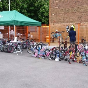 Henry Cavendish Primary School Balham - Bike Market