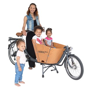 Babboe Mini -E electric cargo bike