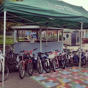 Ealing Fields High School - Bike Market