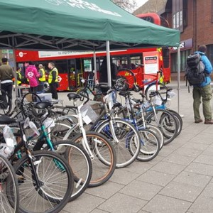 Granton Primary School Bike Market