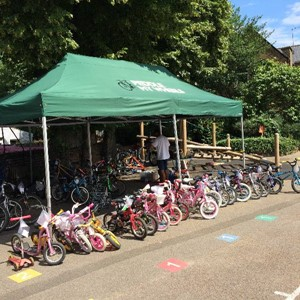 Telferscot Primary Bike Market