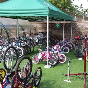 Heathfield Junior School - Bike Market